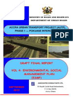 Vol 4. Autp - Draft Final Report _ Esmp_sept 15