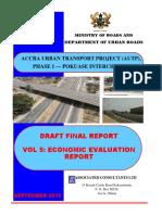 Vol 5. Autp - Draft Final Report _ Economic Evaluation_sept 15