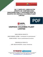 Programa de Lubricación Uniphos
