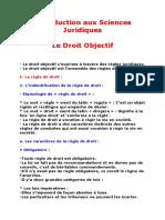 Introduction Aux Sciences Juridiques Agadir