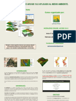 Dossier informativo ARCGIS