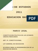 presentacionplandeestudios2011-111109160030-phpapp01