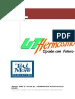 Manual de Uso de Laborario UTH Ver 1 2017