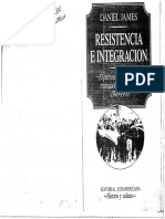 Resistencia e Integración