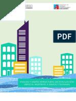 Analisis y Diseño Sismos y Tsunamis