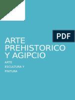 ARTE PREHISTORICO Y AGIPCIO.pptx