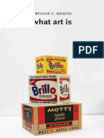 Arthur C. Danto-What Art is-Yale University Press (2013)