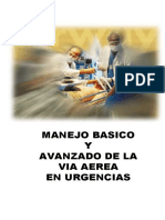 Manual Manejo Basico y Avanzado de La via Aerea 2016