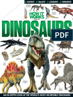 How It Works Book of Dinosaurs 4th Edition