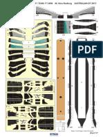 Papercraft Auto f1 Merc