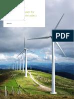 Valuing Wind Farm Assets April 2016