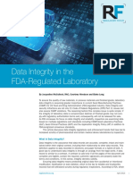 RF 2014  Data Integrity Reprint