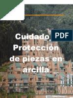 Manual de Protección Piezas de Arcilla
