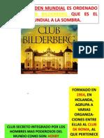 Club Bilderberg Union Americana Amero Salinas Colosio Diego 100702