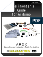 36 Basic Projects With Arduino
