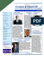 Graham & Doddsville - Issue 15 - Spring 2012