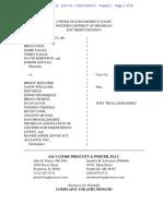MSP Lawsuit