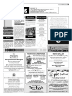 Claremont COURIER Classifieds 2.3.17