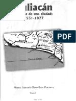 Berrelleza Fonseca, Marco Antonio - Culiacan (Cronica de una ciudad 1531 - 1877) Tomo I.pdf