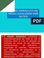 15r2 Goteo - Diseño Hidra Bba