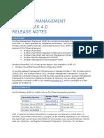 Windows Management Framework 4 0 Release Notes.docx