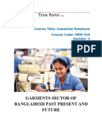 Garments Industries of bangladesh