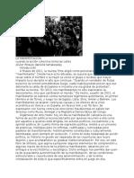 Fillieule, Olivier. La Manifestación (2015). Buenos Aires. Siglo XXI. Introducción