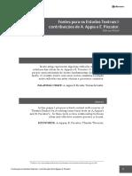 Fontes para os estudos Teatrais I - Appia e Piscator (Marcus Mota).pdf