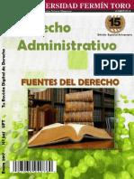 Bertha Ramirez Revista Fuentes Del Derecho Admnistrativo