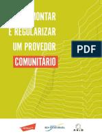 2016 Como Montar e Regularizar Um Provedor Comunitário1
