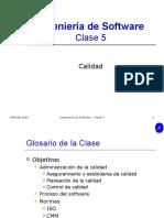 Clase5 Calidad v1