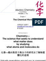 Chemistry Chapter 1 2013 BB