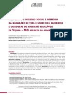 ALEXANDRINO, Daniela F. de L. Proposta de Inclusão