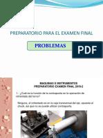 Preparatorio Examen Final