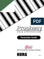 Prophecy Parameter E2