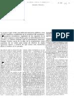 Teyssot, Lo Social Contra Lo Doméstico