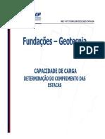 10. Capacidade de Carga (Comprimento de estacas).pdf