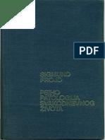 Sigmund Frojd - Psihopatologija svakodnevnog zivota