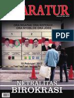 NETRALITAS BIROKRASI
