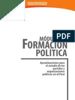 Manual de Formacion Politica Jne