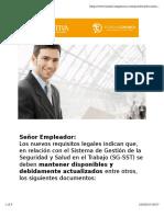 Requisitos SG_seguridad Trabajo