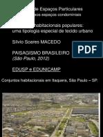 5_Conjuntos Habitacionais - Introdução Ao Processo de Mutação Da Paisagem Urbana