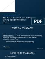 Lecture 3A-Standards Platforms