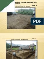 Proceso de Construcción Casa Tipo B
