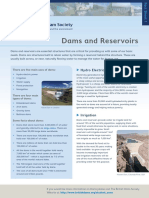 IELTS Talking About Dams