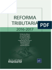Reforma Tributaria 2016 - 2017 - Act Contable