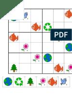 Ekološki Sudoku
