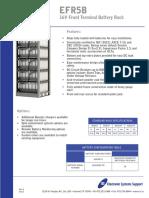 Efr5b Cut Sheet