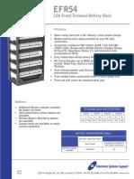 Efr54 Cut Sheet