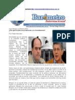 Por Felipe Marcano Julio Borges vs Ramos Allup[1]